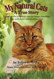 My Natural Cats Raw Meat Diet for Cats - the book